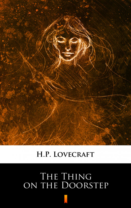 okładka The Thing on the Doorstepebook | EPUB, MOBI | H.P.  Lovecraft