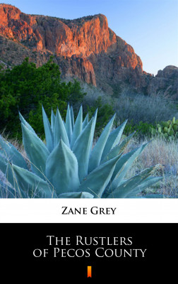 okładka The Rustlers of Pecos County, Ebook   Zane Grey
