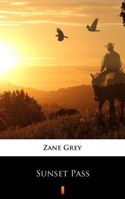 okładka Sunset Pass, Ebook | Zane Grey