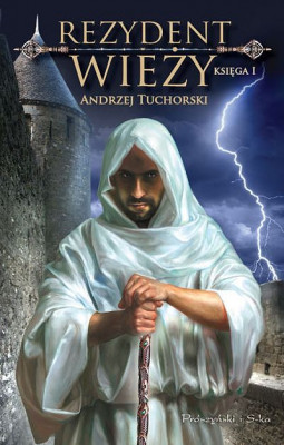 okładka Rezydent wieży (#1). Rezydent wieży, Ebook | Andrzej Tuchorski