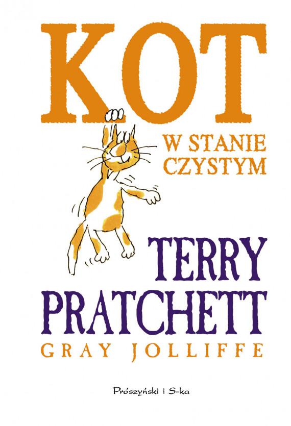 okładka Kot w stanie czystymebook | EPUB, MOBI | Terry Pratchett, Gray Jolliffe