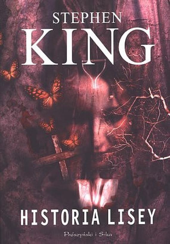 okładka Historia Liseyebook | EPUB, MOBI | Stephen King