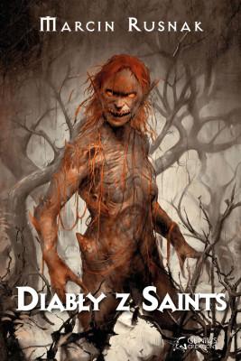 okładka Diabły z Saints, Ebook | Marcin Rusnak