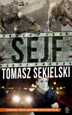 okładka Sejf (#1). Sejf, Ebook | Tomasz Sekielski