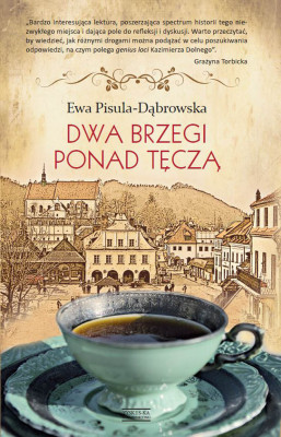okładka Dwa brzegi ponad tęczą, Ebook   Ewa Pisula Dąbrowska