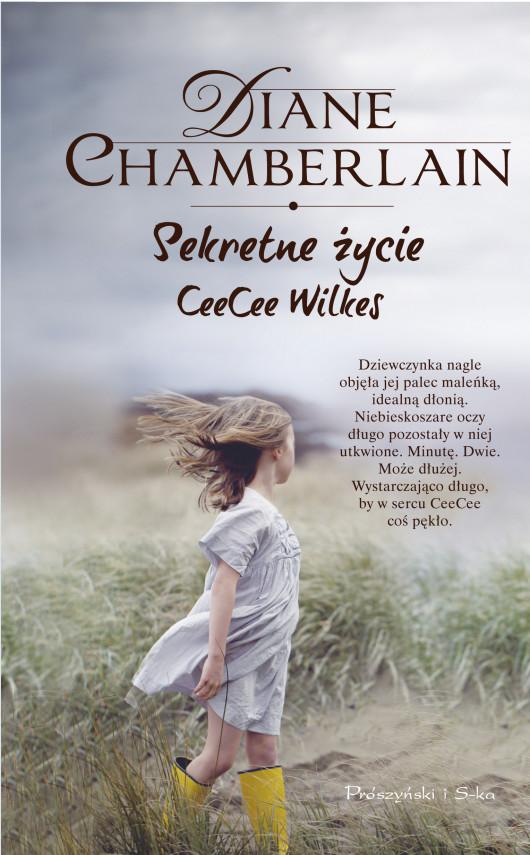 okładka Sekretne życie CeeCee Wilkesebook | EPUB, MOBI | Diane Chamberlain