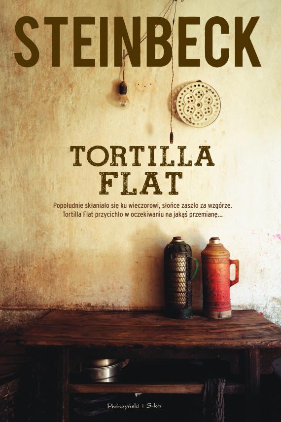 okładka Tortilla Flatebook | EPUB, MOBI | John Steinbeck