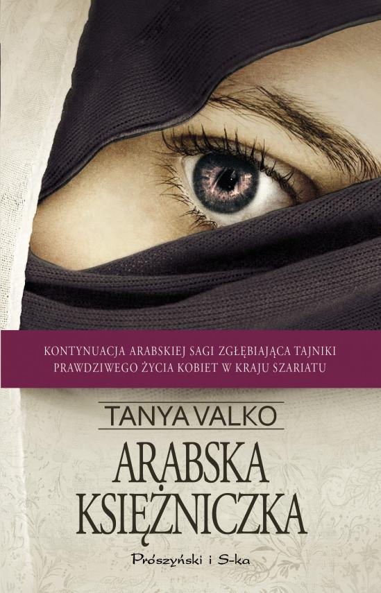 okładka Arabska księżniczkaebook | EPUB, MOBI | Tanya Valko