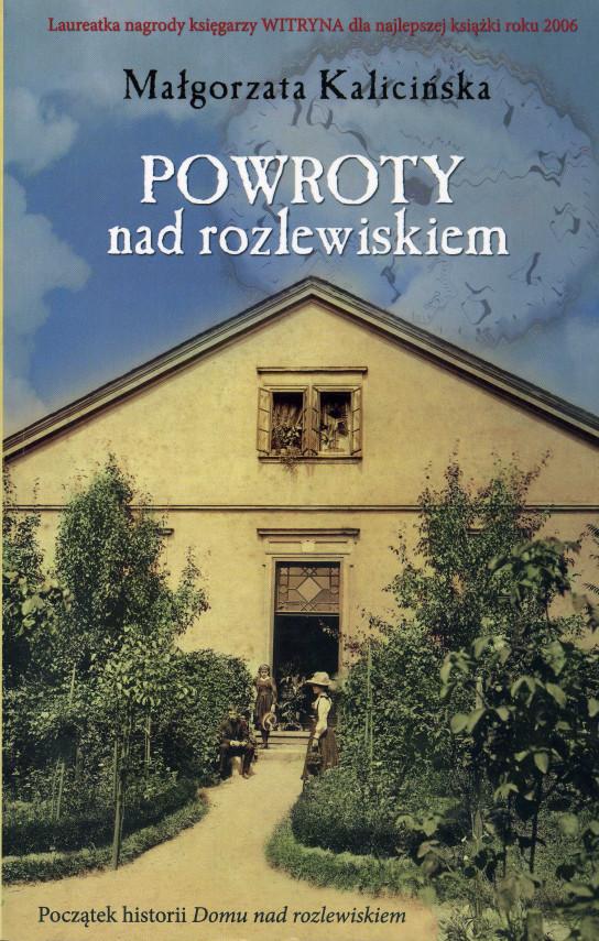 okładka Powroty nad rozlewiskiemebook | EPUB, MOBI | Małgorzata Kalicińska