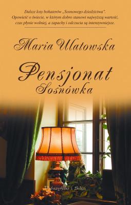 okładka Pensjonat Sosnówka, Ebook | Maria Ulatowska