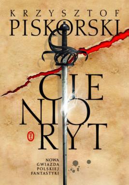 okładka Cienioryt, Ebook | Krzysztof Piskorski