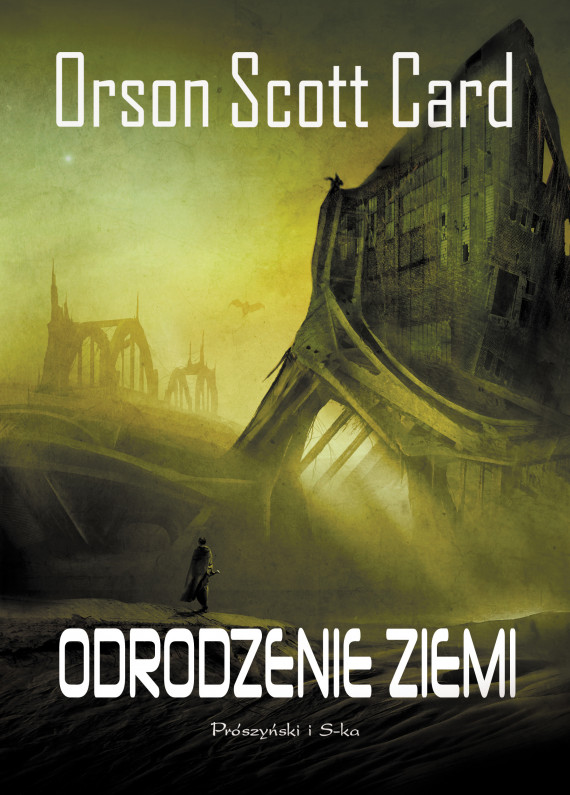 okładka Odrodzenie Ziemiebook   EPUB, MOBI   Orson Scott Card