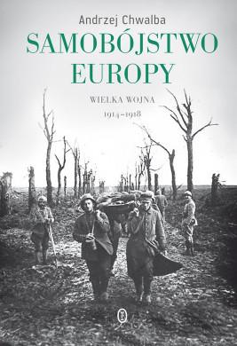 okładka Samobójstwo Europy, Ebook   Andrzej Chwalba