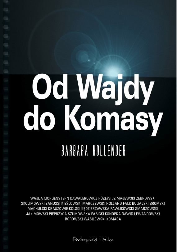 okładka Od Wajdy do Komasyebook | EPUB, MOBI | Barbara Hollender