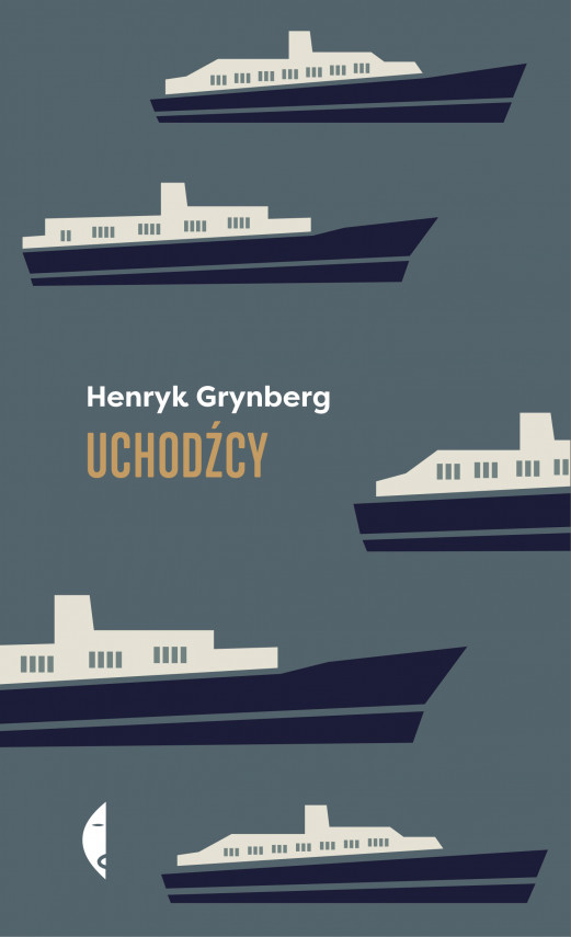 okładka Uchodźcyebook | EPUB, MOBI | Henryk Grynberg