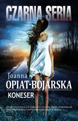 okładka Koneser, Ebook | Joanna Opiat-Bojarska
