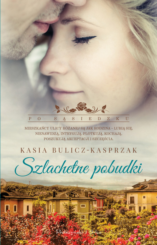 okładka Szlachetne pobudkiebook   EPUB, MOBI   Kasia Bulicz-Kasprzak