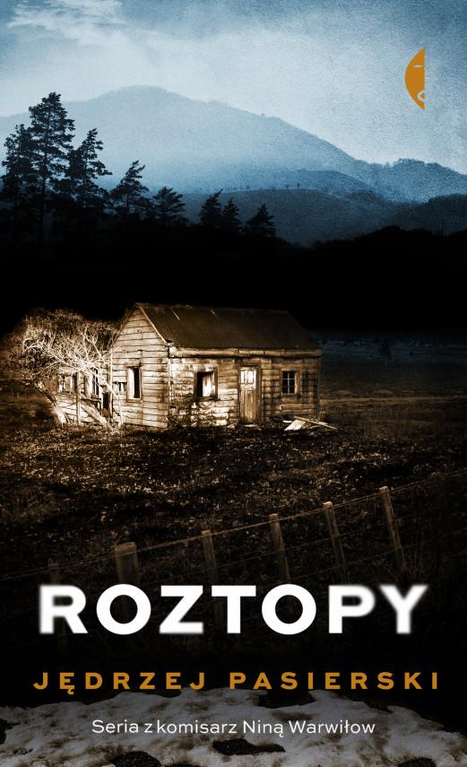 okładka Roztopyebook | EPUB, MOBI | Jędrzej Pasierski