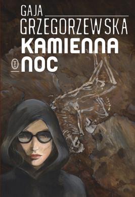 okładka Kamienna noc, Ebook | Gaja Grzegorzewska