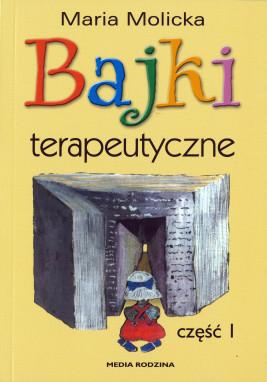 okładka Bajki terapeutyczne, Ebook | Maria Molicka