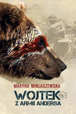 okładka Wojtek w Armii Andersa, Ebook | Maryna Miklaszewska