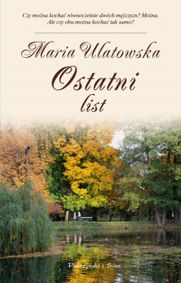 okładka Ostatni list, Ebook | Maria Ulatowska