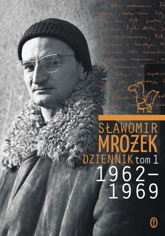 okładka Dziennik tom 1 1962-1969ebook | EPUB, MOBI | Sławomir Mrożek