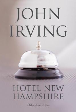 okładka Hotel New Hampshire, Ebook | John Irving
