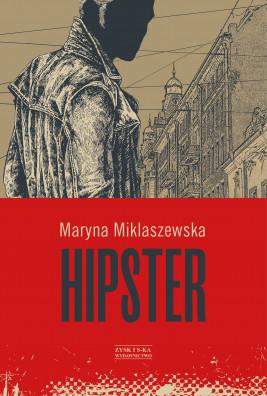 okładka Hipster, Ebook | Maryna Miklaszewska