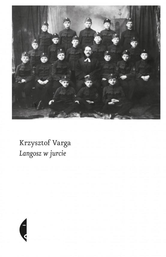 okładka Langosz w jurcieebook | EPUB, MOBI | Krzysztof Varga