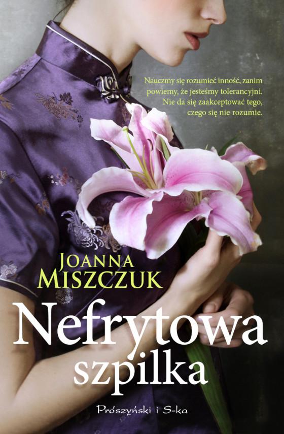 okładka Nefrytowa szpilkaebook | EPUB, MOBI | Joanna Miszczuk