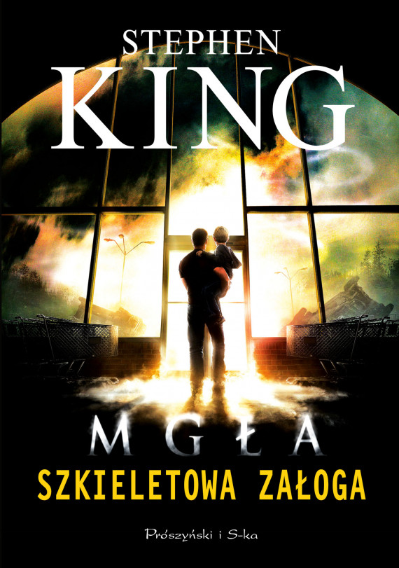 okładka Szkieletowa załogaebook | EPUB, MOBI | Stephen King