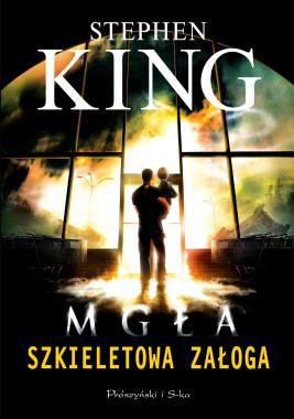 okładka Szkieletowa załoga, Ebook   Stephen King