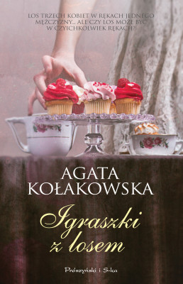 okładka Igraszki z losem, Ebook | Agata Kołakowska