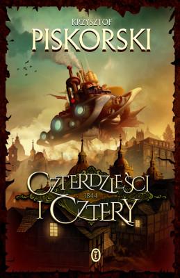 okładka Czterdzieści i cztery, Ebook | Krzysztof Piskorski