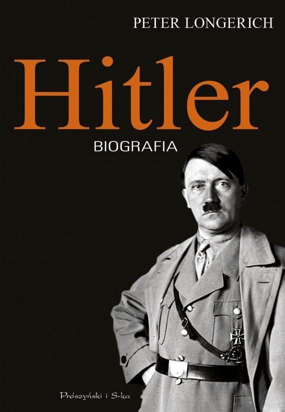 okładka Hitler. Biografiaebook | EPUB, MOBI | Peter Longerich