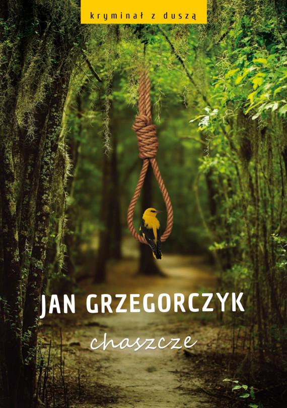 okładka Chaszczeebook   EPUB, MOBI   Jan Grzegorczyk