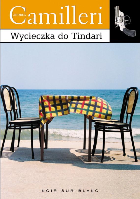 okładka Wycieczka do Tindariebook | EPUB, MOBI | Andrea Camilleri, Krzysztof  Żaboklicki