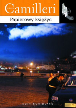 okładka Papierowy księżyc, Ebook   Andrea Camilleri