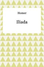okładka Iliada, Ebook | Homer