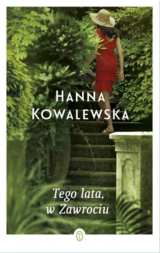 okładka Tego lata, w Zawrociuebook | EPUB, MOBI | Hanna Kowalewska