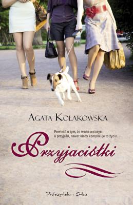 okładka Przyjaciółki, Ebook | Agata Kołakowska