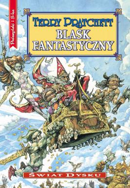 okładka Blask fantastyczny, Ebook | Terry Pratchett