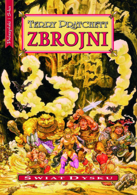 okładka Zbrojni, Ebook | Terry Pratchett