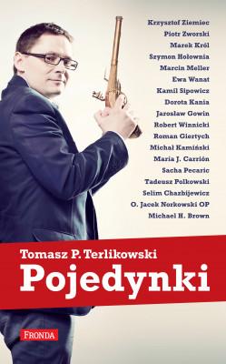 okładka Pojedynki, Ebook | Tomasz P. Terlikowski
