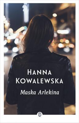 okładka Maska Arlekina, Ebook   Hanna Kowalewska