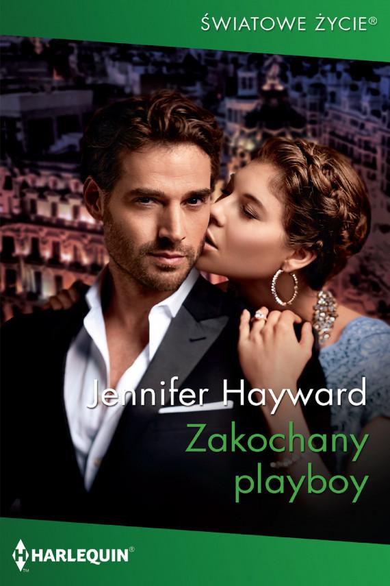 okładka Zakochany playboyebook | EPUB, MOBI | Jennifer Hayward
