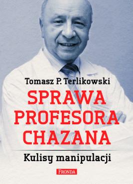okładka Sprawa profesora Chazana, Ebook | Tomasz P. Terlikowski