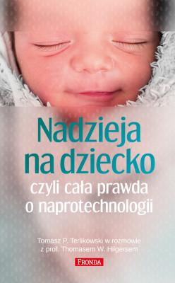 okładka Nadzieja na dziecko, Ebook | Tomasz P. Terlikowski