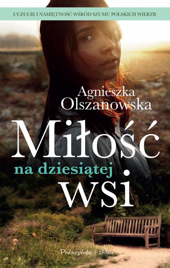 okładka Miłość na dziesiątej wsiebook   EPUB, MOBI   Agnieszka Olszanowska